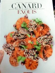 Canard exquis aux Éditions Menufretin, éditeur gastronomique