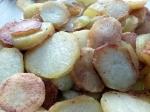 Pommes frites Francis Amunategui by Samia