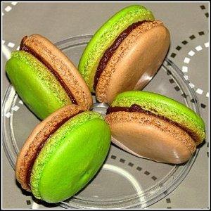 Les macarons d'Aza Délice
