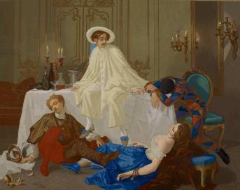 Les Arts de l'effervescence. Champagne ! Musée des Beaux-Arts de Reims