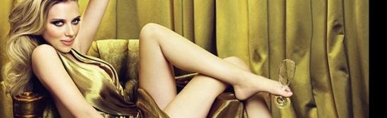 Scarlett Johansson égérie Moët et Chandon