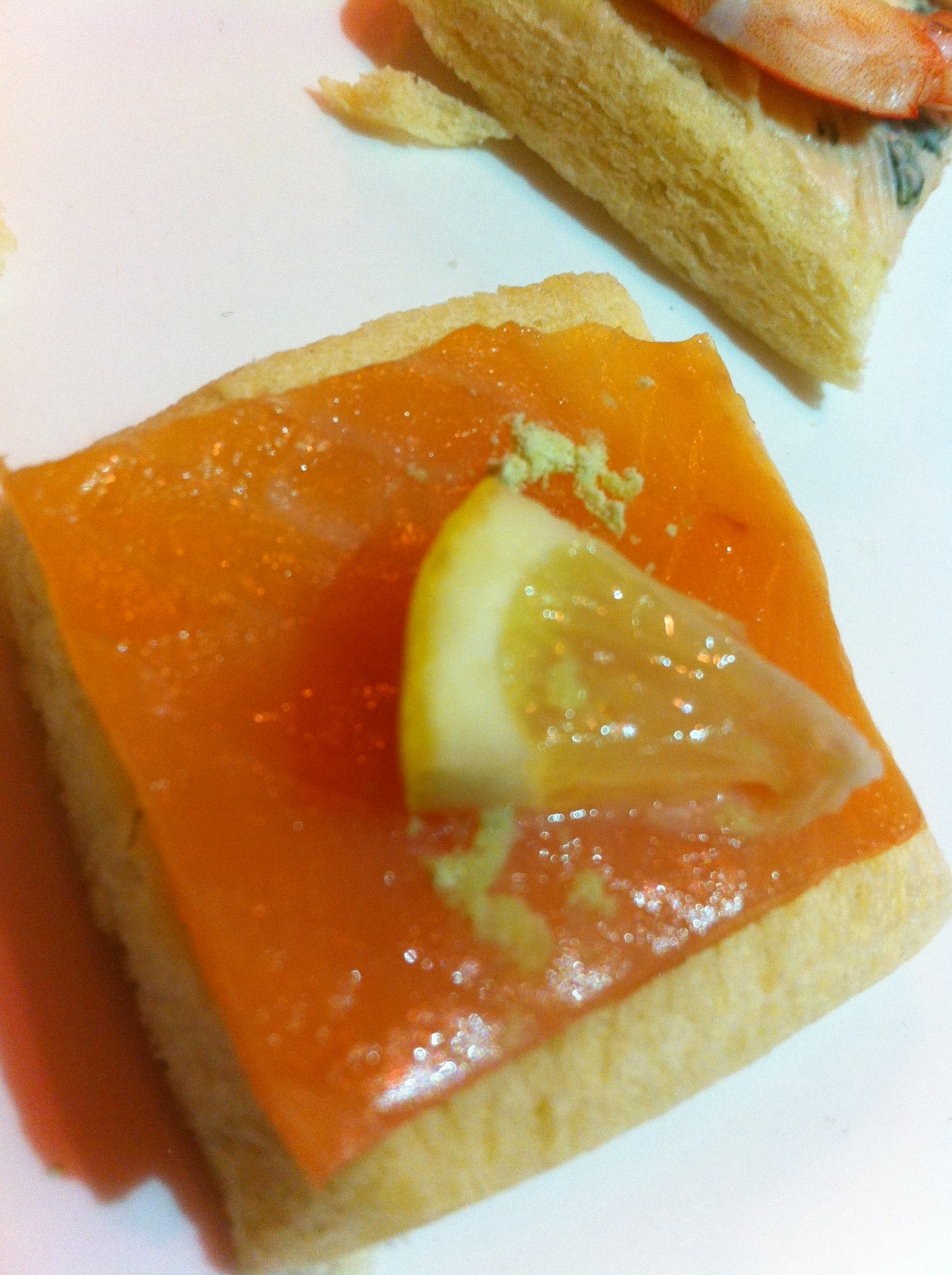 Promotion canap blogs de cuisine for Canape saumon